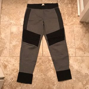 Grey women's Capri size s
